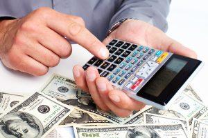 Calculating Saving Money