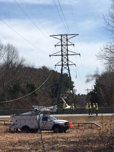 Repairs Crews on I-95