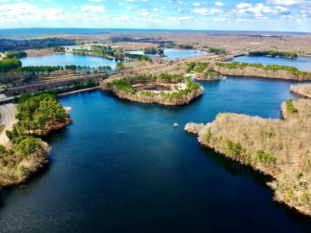Groton Reservoirs