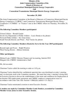 Icon of CMEEC Compensation Comm Meeting Minutes 11-29-2018