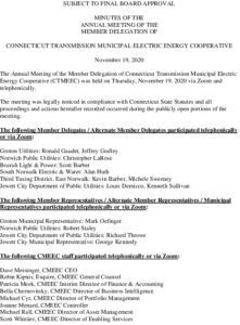 Icon of Transco MD Annual Mtg Minutes 11-19-2020