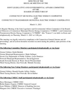Icon of Joint Legislative And Governmental Affairs Commitee Minutes 03-11-2021