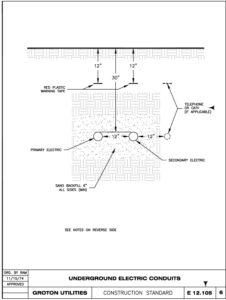 Icon of E 12-105 Conduits