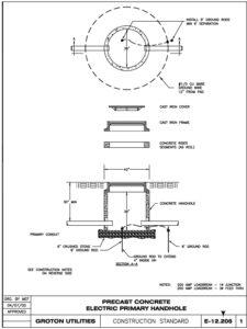 Icon of E 12-205 Pri Round HH