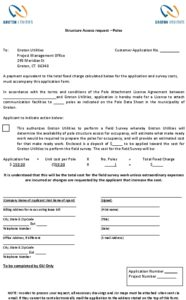 Icon of GU Structure Access Request (pdf Form)