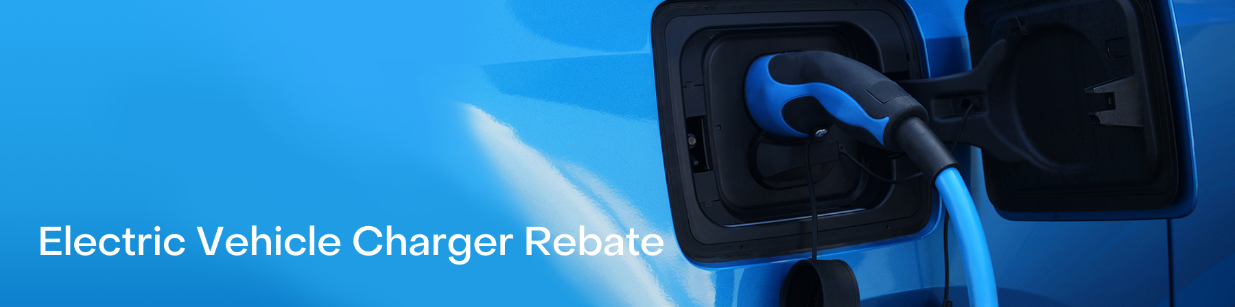 Electric Vehicle Charger Rebate