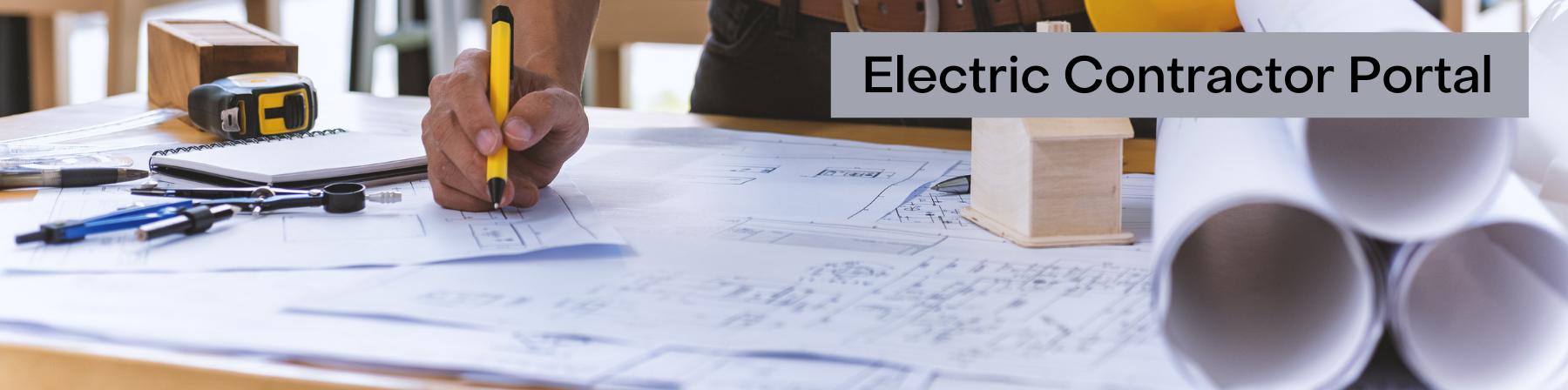 Electric Contractor Portal