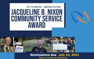 Community Service Award 2021